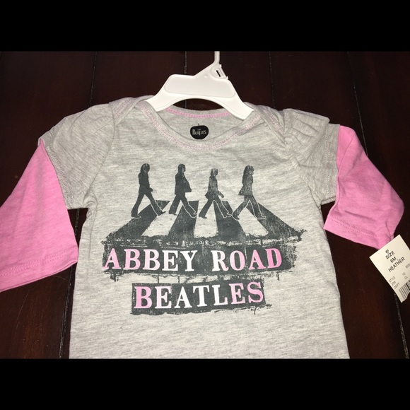 b8bc80f33 The Beatles Shirts & Tops | Nwt Abbey Road Body Suit Onesie | Poshmark